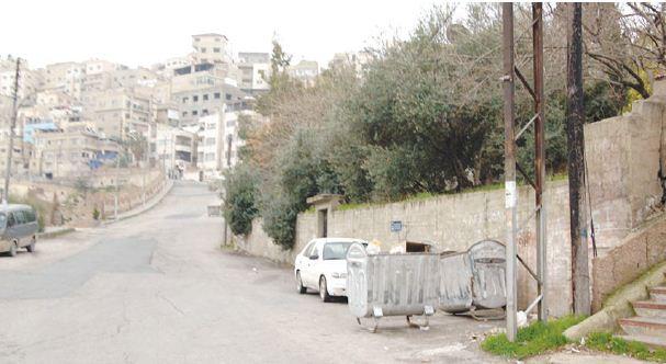 حي العماوي الجبل الاخضر مهمش وامانة عمان غائبة ملفات ساخنة جريدة الشاهد الاسبوعية الشاهد